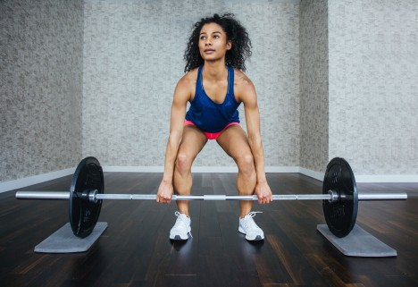 Lifting Heavy Doesn't Have to Be Intimidating. Here Are 6 Basic Olympic Lifts to Get You Started