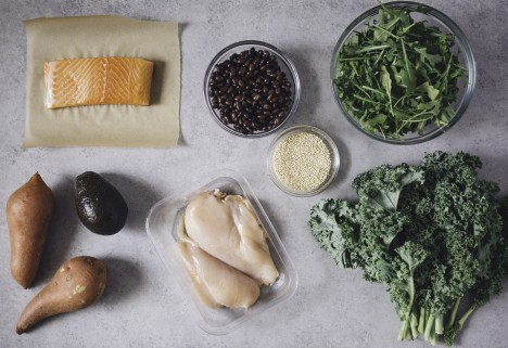 Meal-Prep an Entire Week's Worth of Dinner With Just 8 Ingredients