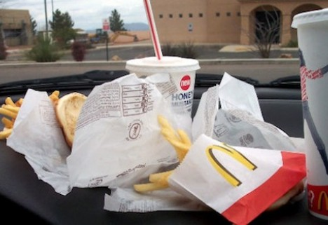 "80 Percent of Americans Eat a Lot of Fast Food. But What Counts as ""Fast""?"
