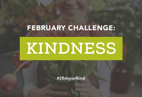 February Monthly Kindness Challenge