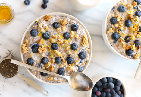 7 Overnight Oats Recipes That Make Breakfast a Breeze