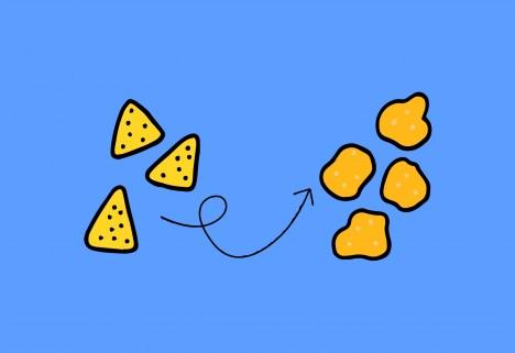Food Swaps: Sweet Potato Chips