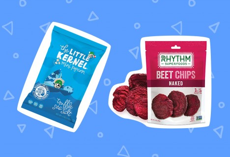 The 10 Best Gluten-Free Snacks to Stash in Your Bag