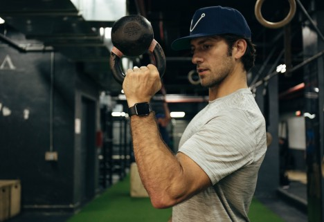 13 Bottoms-Up Kettlebell Exercises That Build Shoulder Strength and Stability