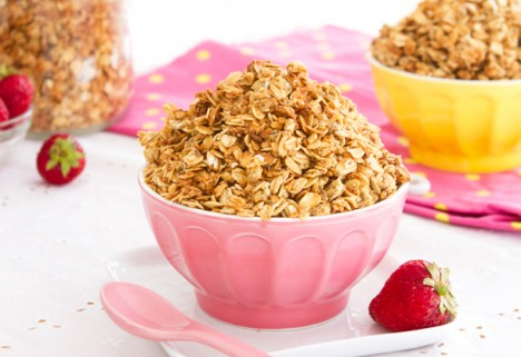 Granola Recipes That Are Actually Healthy