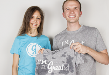 Get your own Greatist t-shirt!