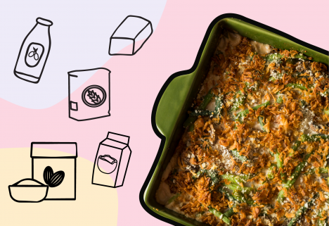 3 Ways to Make Green Bean Casserole So It Tastes Way Better Than Grandma's