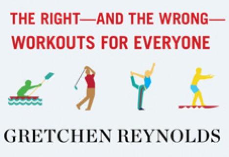 Gretchen Reynolds Busts Common Fitness Myths