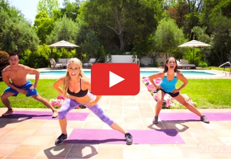 20-Minute Lower-Body Workout