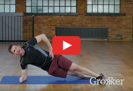 Abs Workout: Side Plank