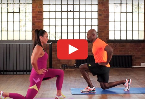 Targeted Glutes Workout