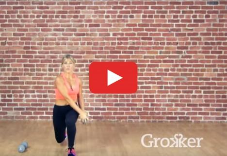 Strength and Balance HIIT Workout