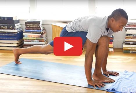 Yoga Poses: 30-Minute Vinyasa Yoga Workout