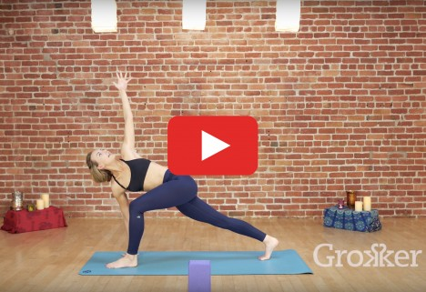 Home Workout: Yoga and Barre