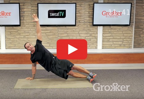 Home Workout: Total-Body HIIT