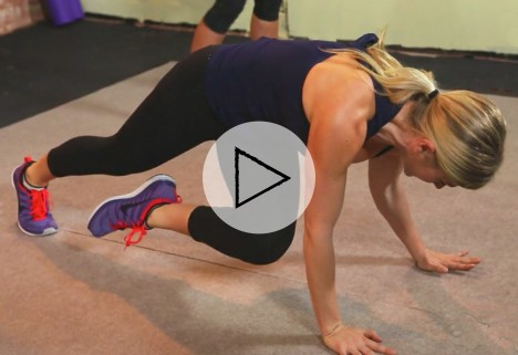 Bodyweight Workout: Mountain Climber