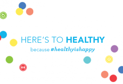 Here's to Healthy! A Letter From Our Founder