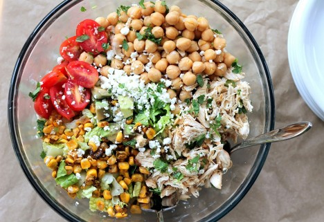 High Fiber Lunch Recipes