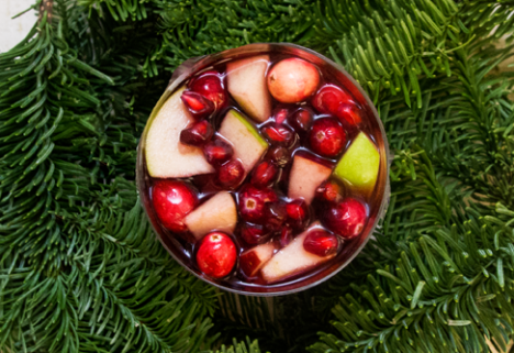 Holiday Sangria*