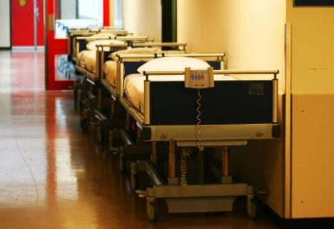Hospital Hallway*