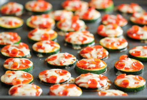 5 Quick and Easy Zucchini Snacks That Satisfy Junk Food Cravings