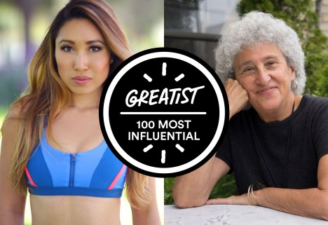 The 100 Most Influential People in Health and Fitness