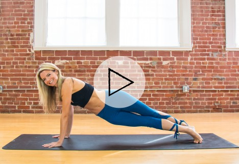 Pilate Workout: 20 Minute Sequence