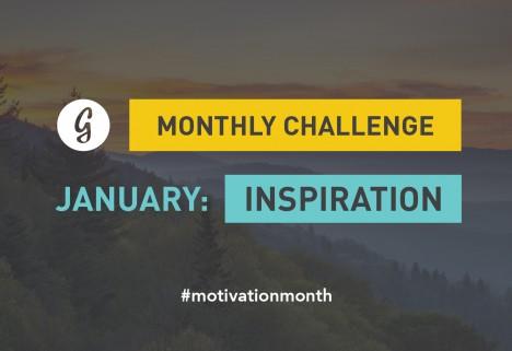 January Inspiration Challenge