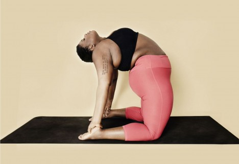 Jessamyn Stanley Yoga for Period Cramps