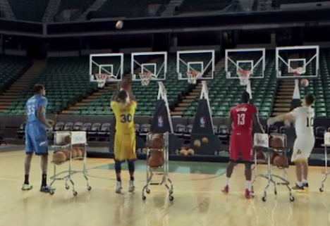 This NBA Holiday Song Will Put Your Caroling to Shame [VIDEO]