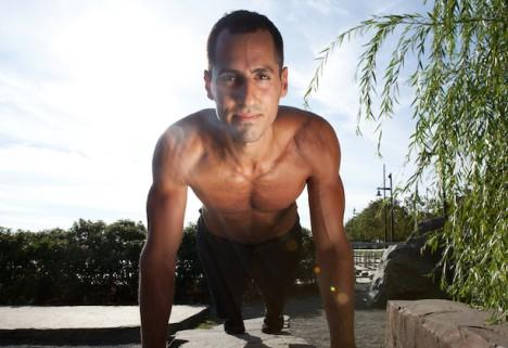 Jonathan Angelilli Train Deep Ninja
