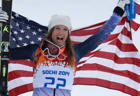 Olympic Skier Julia Mancuso