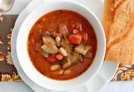 Minestrone Soup*