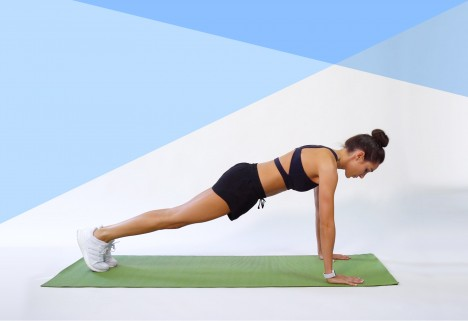 The 7-Minute Bodyweight Workout Kayla Itsines Swears By (It's Just 4 Moves!)