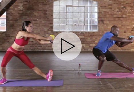 This Kettlebell Workout Is the Best Way to Switch Up Your Strength Routine