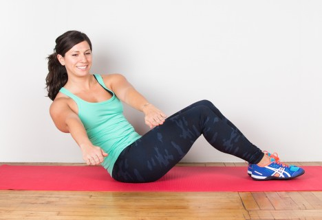 Home Workout Feature