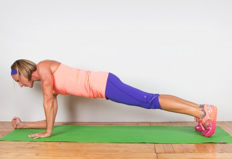 Quick Workout: 15 Moves in 15 Minutes