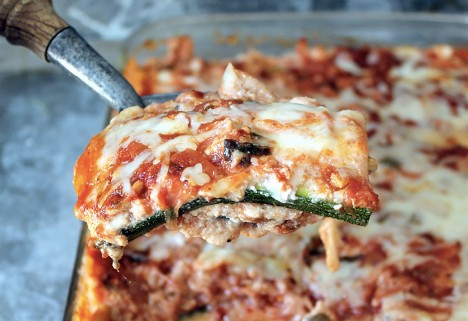 Healthy Lasagna Recipe