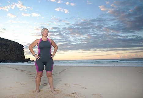 This Triathlete Proves You Can Be Fit at Any Size