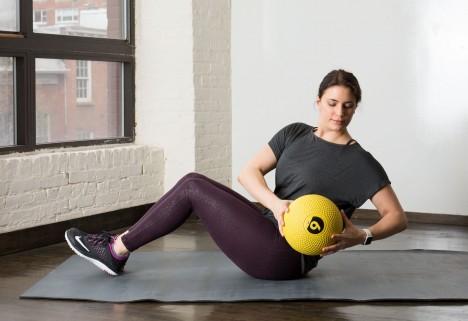 Medicine Ball Abs Moves