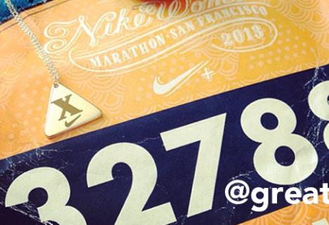 Your Most Inspiring Fitness Photos: Marathon Moves