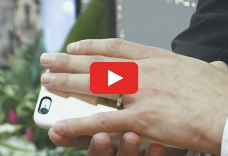 """This Guy Just """"Married"""" His iPhone to Make a Point About Our Commitment to Technology"""