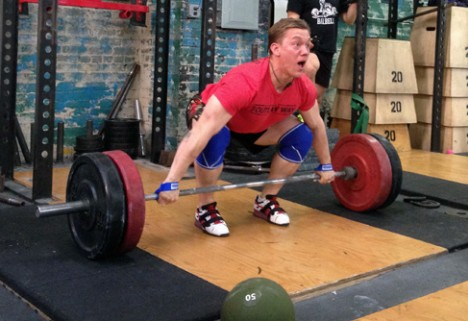 In the Gym with Matt Hathcock, CrossFit Games Hopeful