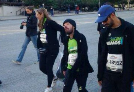 The Last Place Marathon Runner with the Most Inspirational Finish [VIDEO]