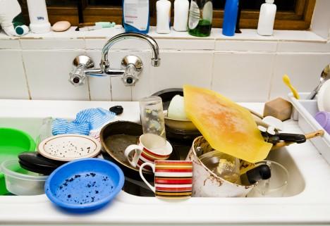 Messy Kitchens Make us Eat More Calories