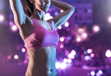 Nighttime Fitness Feature
