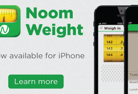 App All-Star Noom Releases Weight Loss Coach for iPhone