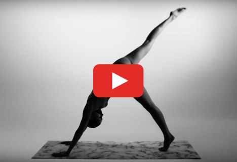 This Mesmerizing Video of Nude Yoga Girl Is Even Better With the Sound On