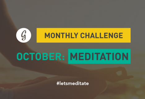 Greatist's Meditation Challenge
