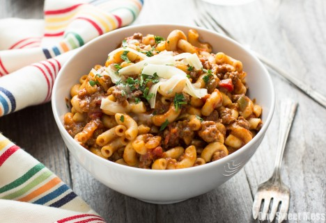 One-Pot Chili Mac and Cheese Recipe
